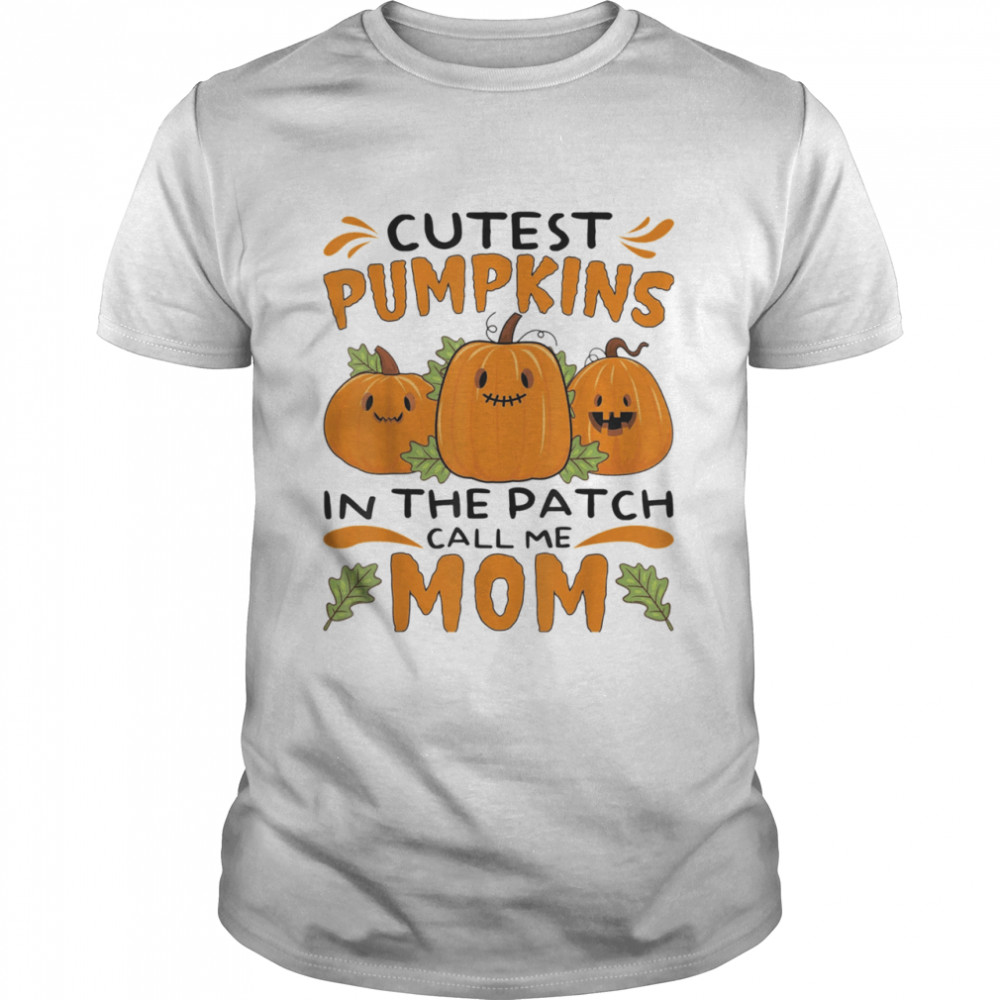 Autumn Pattern Leaves Happy Fall Yall Leaves Thanksgiving Shirt