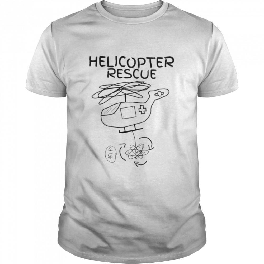 Helicopter Rescue Shirt