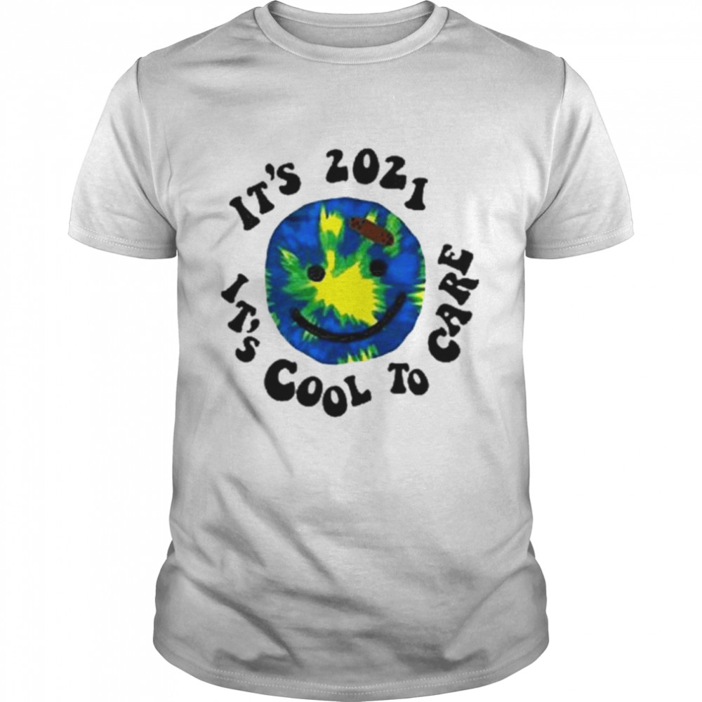 It's Cool To Care Club Shirt