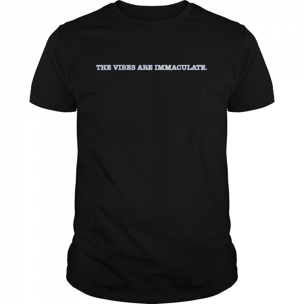 Jalen Brunson The Vibes Are Immaculate Shirt