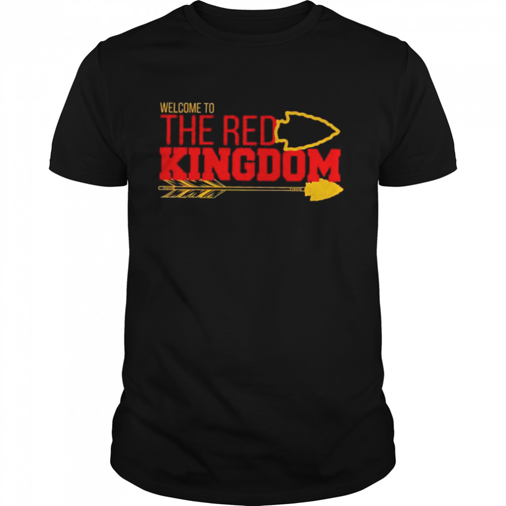 Welcome To The Red Kingdom Shirt